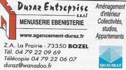 Duraz entreprise